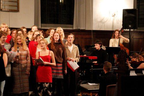 Julekoncert - sang og spil