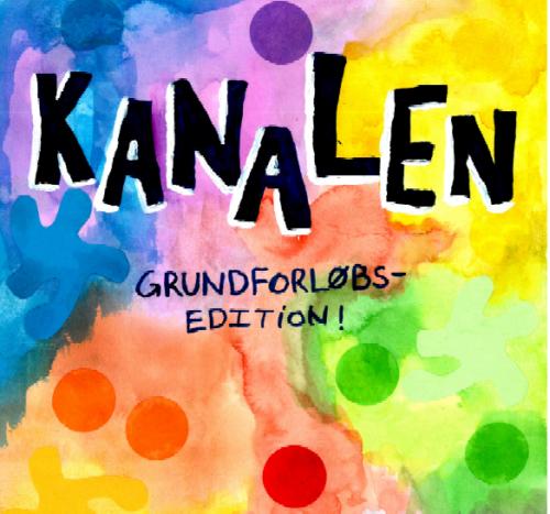 Forside på skoleblad Kanalen GF-edition august 2020