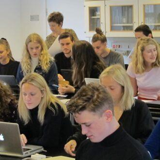 Undervisningssituation i dansktime 2015
