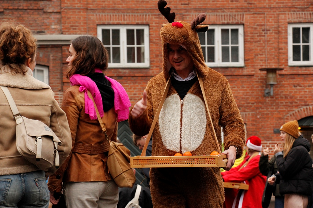 Rudolf ´18 - tysktalende, navnet rimer på fars