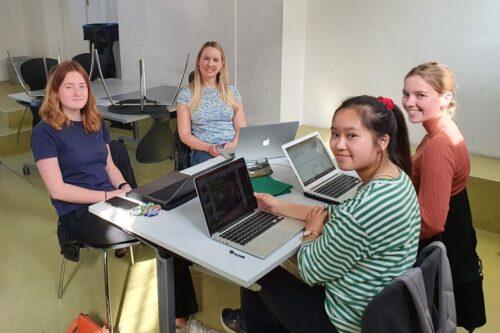 Forskerpraktik 2020 - første møde med Åmosen