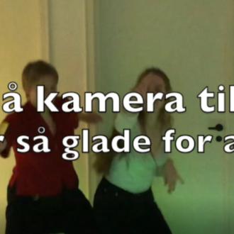 Tænd dit kamera - Song & Dance