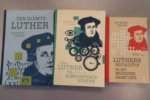 Luthers velfærdsstat - tre bøger