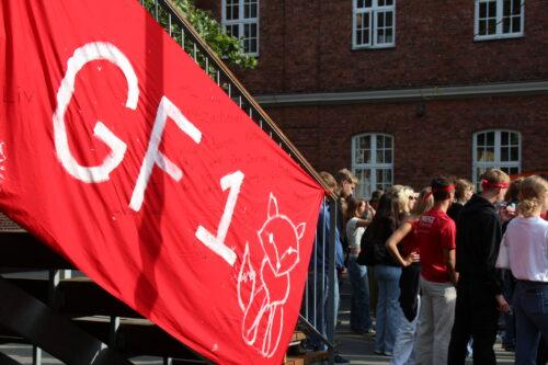 GF1 banner byder velkommen