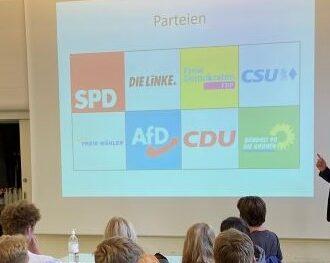Lasse og de tyske partier