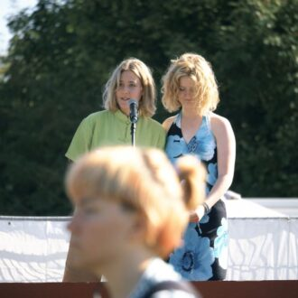 Ungdommens folkemøde - velkommen til forsiden, Katinka og Loa