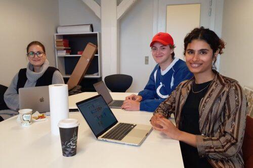 Forskerpraktik - i mødelokalet
