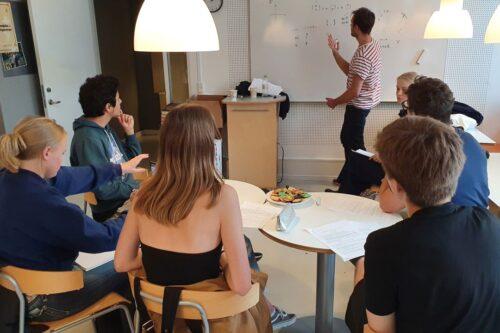 Forskerpraktik - i studiecenteret